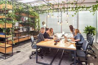 Offices greener than ever