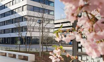 Second phase of Business Garden Poznan commissioned