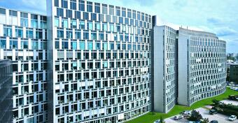 Cushman & Wakefield was appointed property manager of Horizon Plaza in Warsaw
