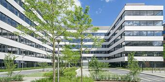 GSK expands its office space at Business Garden Poznan