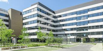 Business Garden Poznan welcomes Miele