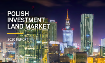 Colliers International presents its report 'Investment land market'