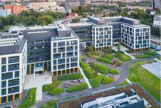 Savills acts as the letting agent on the first phase of Business Garden Wrocław