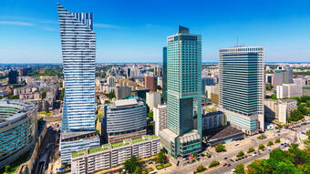 How long will COVID-19's effects on Warsaw's office market last?