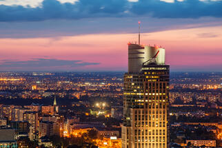 Avanssur to stay on in Warsaw Trade Tower