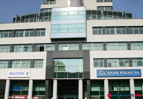 Offices to let in Baltic Business Center
