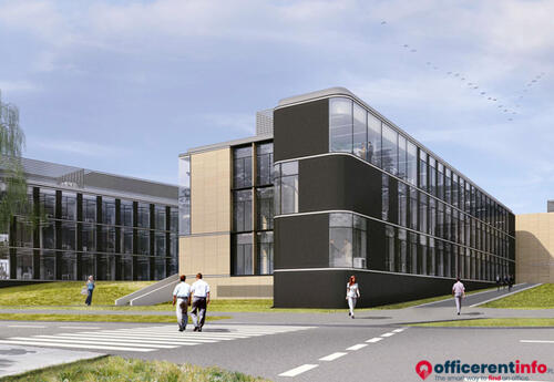 Offices to let in Wilanów Office Park A