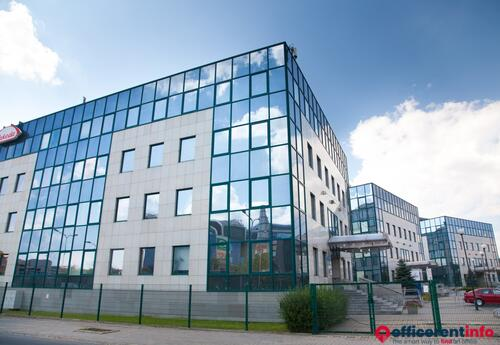 Offices to let in Jerozolimskie Business Park A