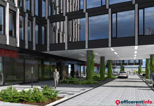 Offices to let in Fordońska Office Centre I