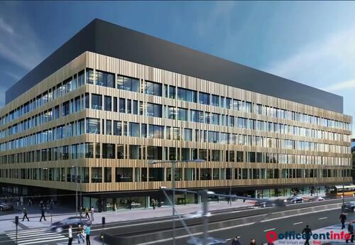 Offices to let in Nowa Fabryczna