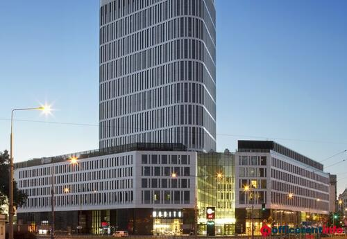 Offices to let in Serviced offices, Plac Unii, Warsaw