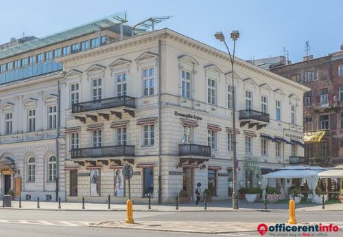 Offices to let in Dom Dochodowy o Trzech Frontach