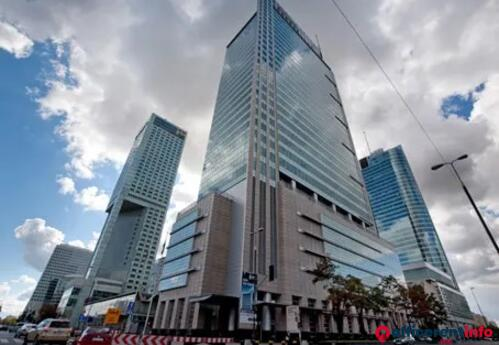 Offices to let in Office and co-working space in Warsaw, Financial Centre